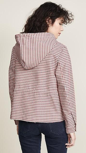 Cedric Charlier Plaid Jacket