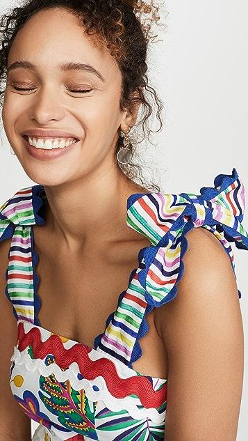CeliaB Jade Dress