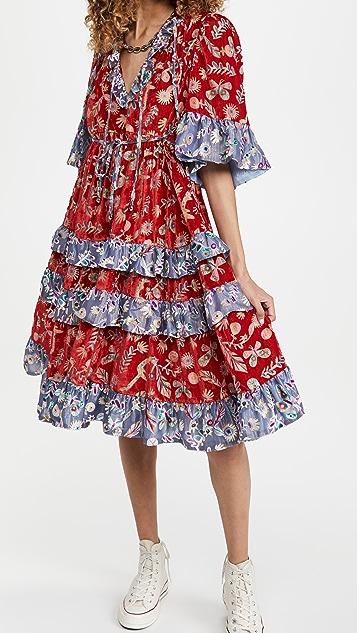 CeliaB Matilda 连衣裙