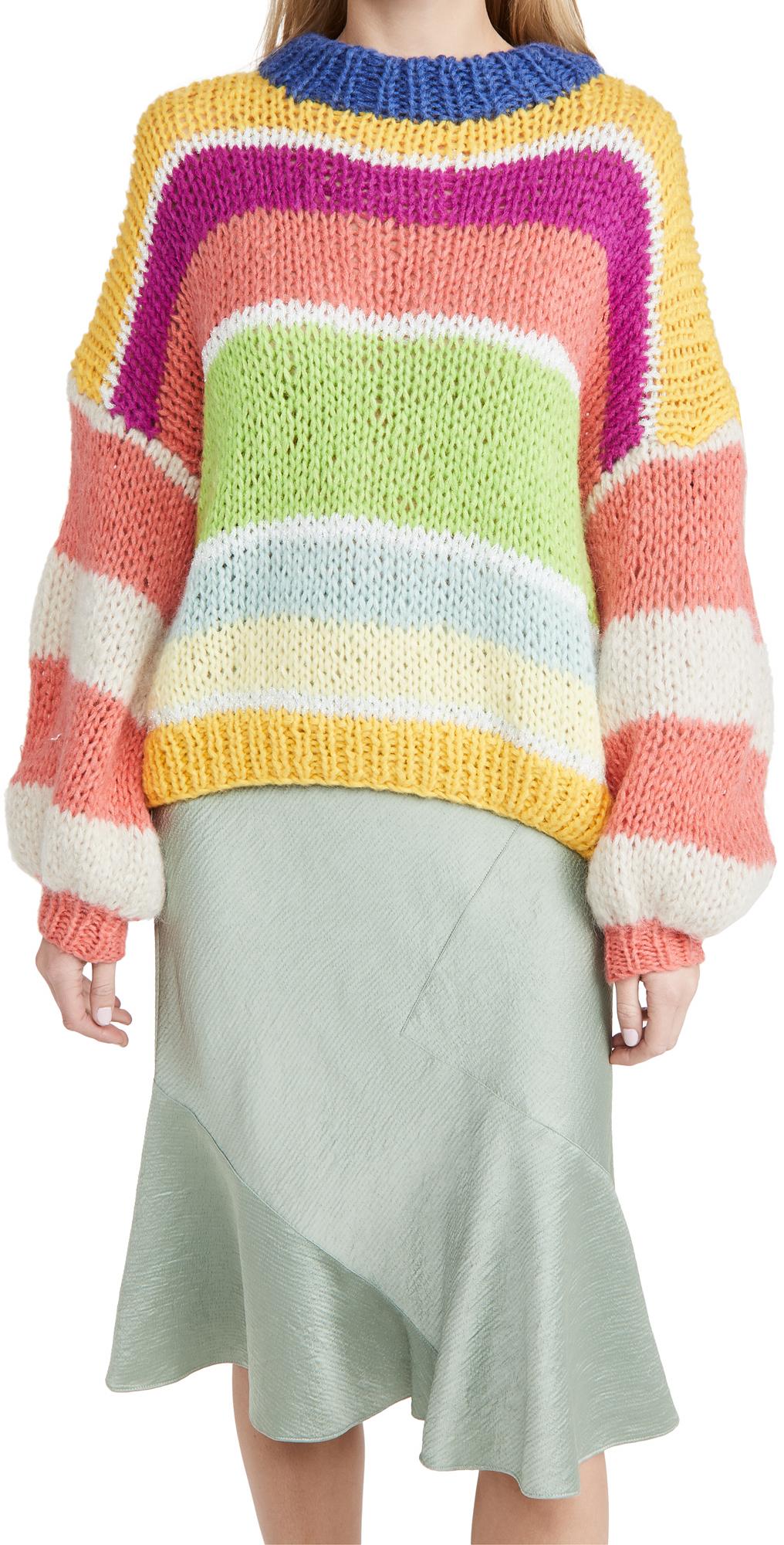 CeliaB Maya Mohair Sweater