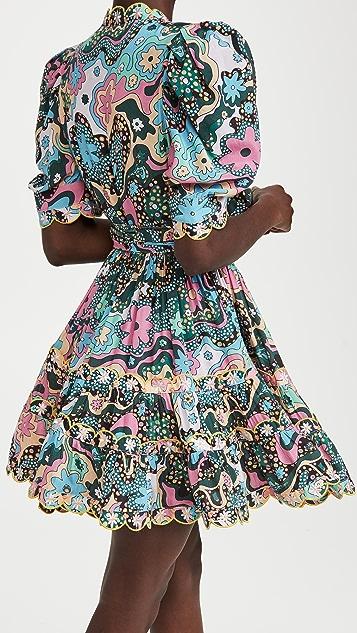 CeliaB Hortensia 连衣裙