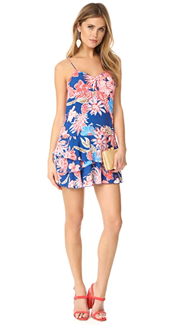 Cooper & Ella Jessica Ruffle Dress
