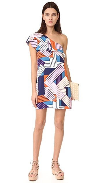 Cooper & Ella Brooke One Shoulder Dress