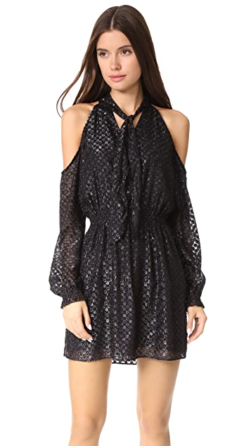 Cooper & Ella Cornelia Tie Dress