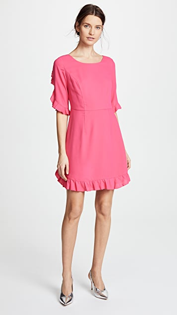 Milou Ruffle Dress by Cooper & Ella