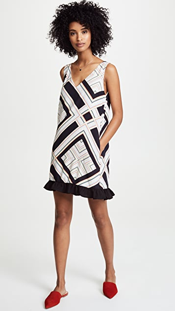 Cooper & Ella Agnes Dress - Multi Print