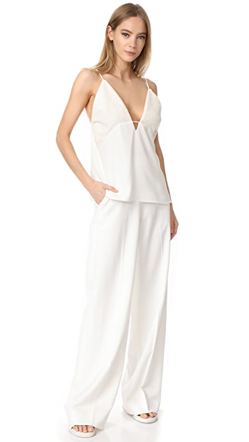 Christopher Esber Sleeveless Cami
