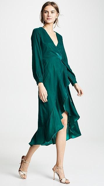 Casa Estrella Josephine Wrap Dress