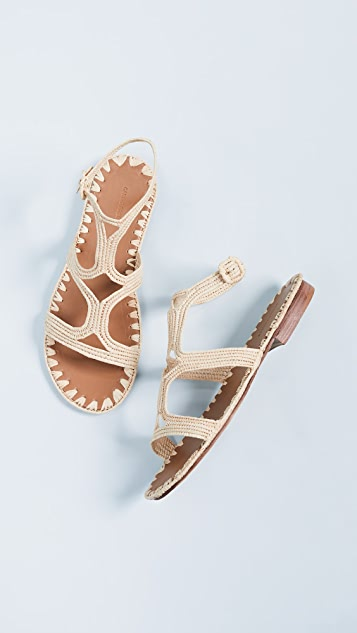 Carrie Forbes Hind Sandals