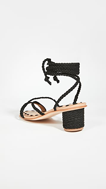Carrie Forbes Mai Wrap Sandals