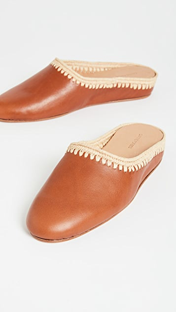 Carrie Forbes Aziz Flat Mules