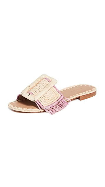 Carrie Forbes Kia Buckle Slides