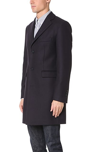 Capital Goods Cashmere Blend Topcoat