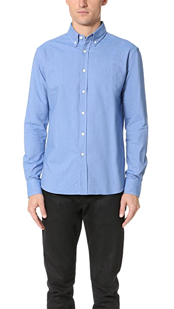 Capital Goods Heavy Oxford Shirt