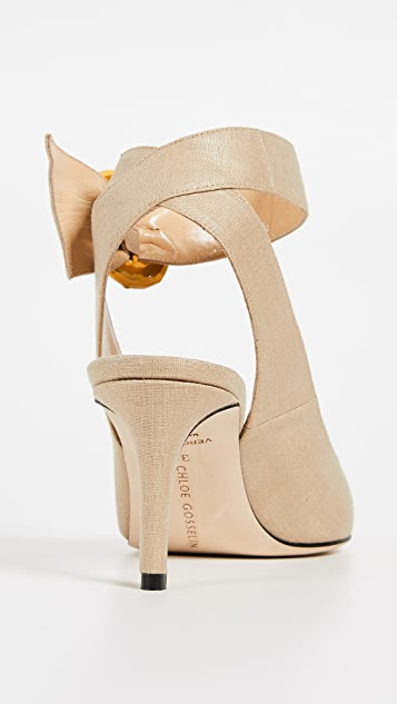 Chloe Gosselin Myra 浅口鞋