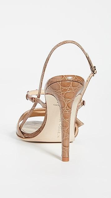Chloe Gosselin Celeste 露趾凉鞋