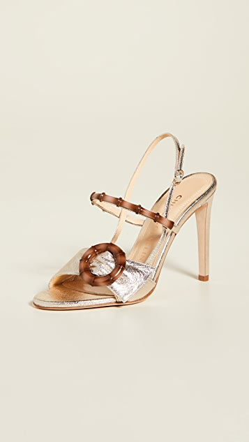 Chloe Gosselin Celeste Open-Toe Sandals