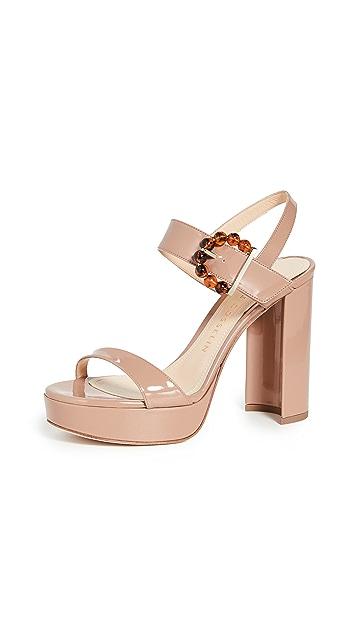 Chloe Gosselin Tori 90mm 搭扣凉鞋