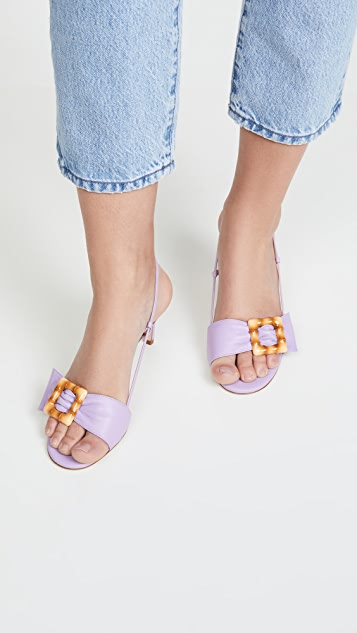 Chloe Gosselin Allie Open Toe Sandals