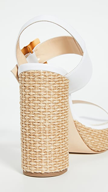 Chloe Gosselin Amber Platform Sandals