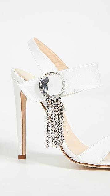 Chloe Gosselin 110mm Tori 凉鞋