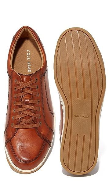 Cole Haan Vartan Hand Stain Sport Sneakers