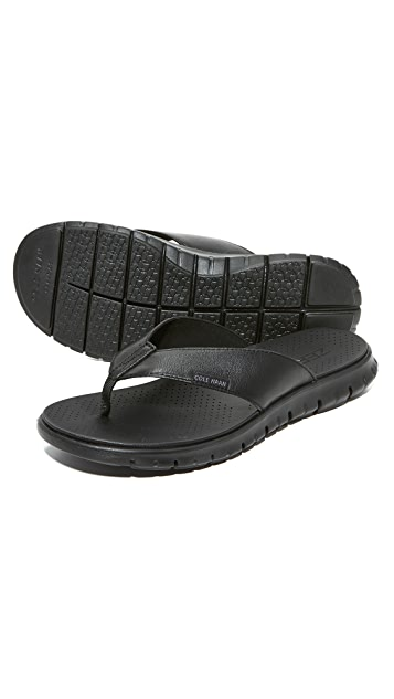 Cole Haan Zerogrand Thong Sandals