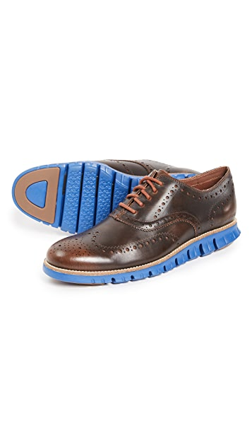 Cole Haan Zerogrand Wingtip Oxfords