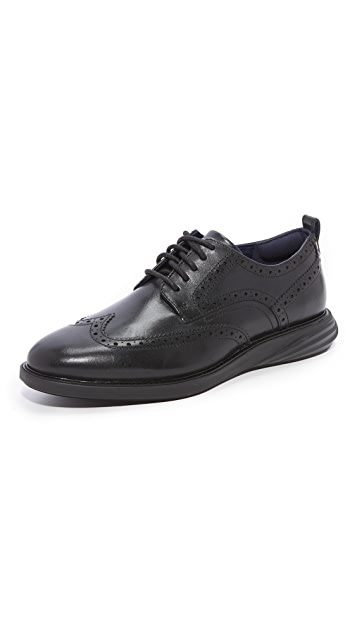 Cole Haan Grand Evolution Shortwing Oxfords ...