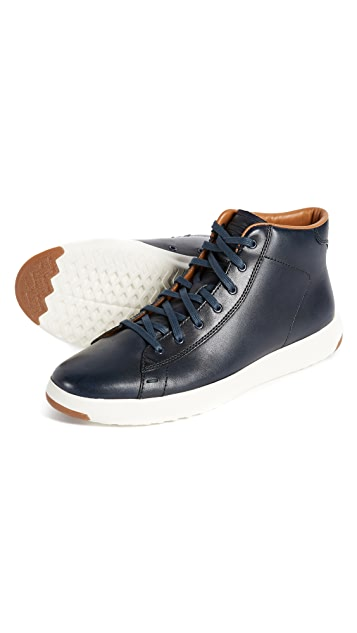 Cole Haan Grand Pro Hi Lux Sneakers