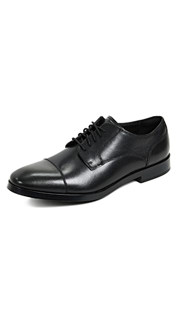 Cole Haan Jay Grand Cap Toe Derbies ...