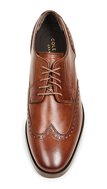 Cole Haan Jay Grand Winttip Oxford Shoes