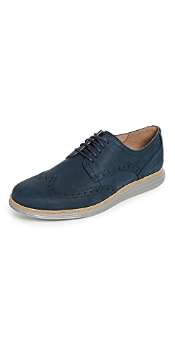 Cole Haan - Original Grand Shortwing Lace Up Shoes