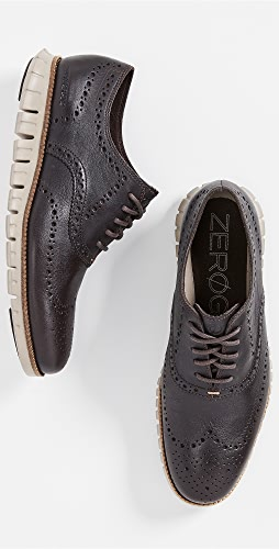 Cole Haan - ZeroGrand Wingtip Oxford Shoes