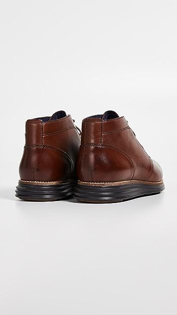 Cole Haan Original Grand Chukka Boots