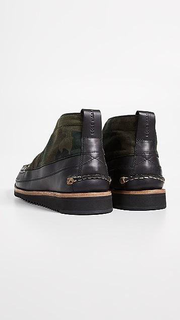 Cole Haan Camo Chukka Boots