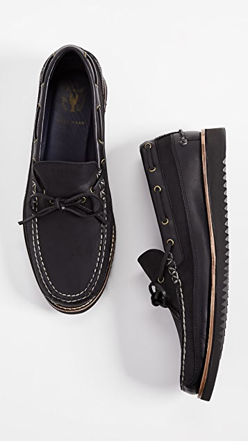 Cole Haan Pinch Rugged Camp Moccasins