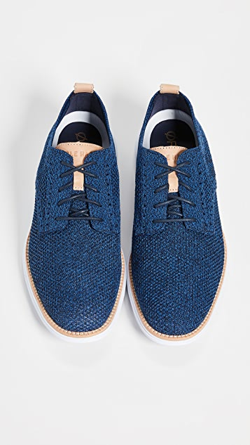 Cole Haan Original Grand Stitchlite Plain Oxfords