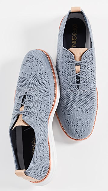Cole Haan Original Wingtip Oxford Shoes