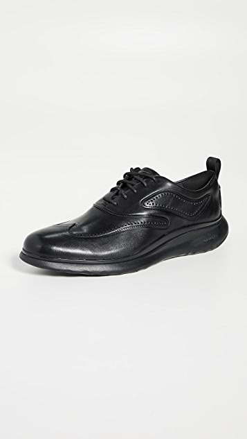 Cole Haan 3.Zerogrand Wingtip Oxfords