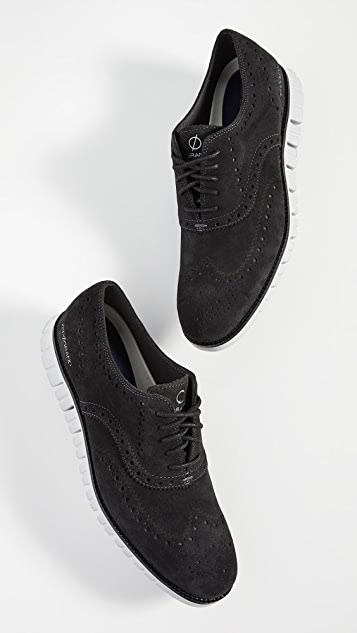 Cole Haan Zerogrand Wing Oxfords
