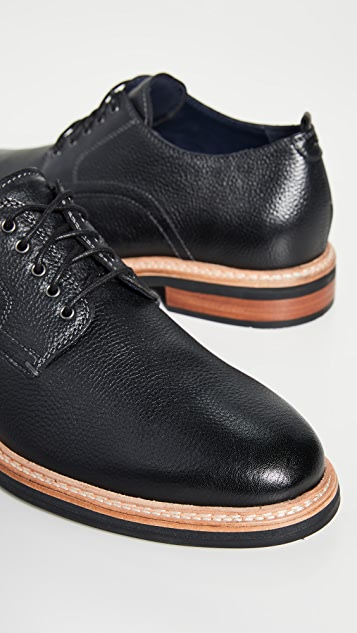 Cole Haan Frankland Grand Plain Toe Oxfords