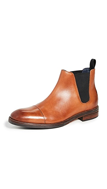 Cole Haan Wagner Grand Waterproof Chelsea Boots