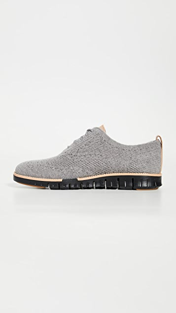 Cole Haan Zerogrand Stitchlite Oxfords