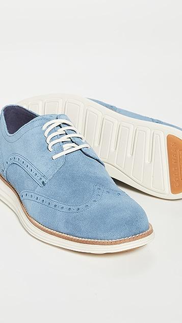 Cole Haan Original Grand Wingtip Oxford Shoes