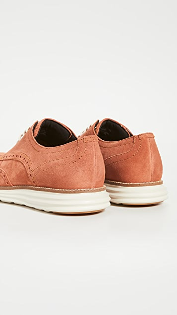 Cole Haan Original Grand Wingtip Oxford Shoes
