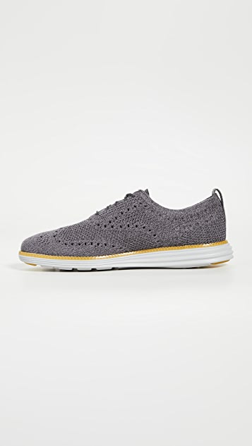 Cole Haan Original Grand Stitchlite Wingtip Oxford Shoes