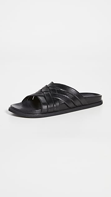 Cole Haan Feathercraft Slide Sandals