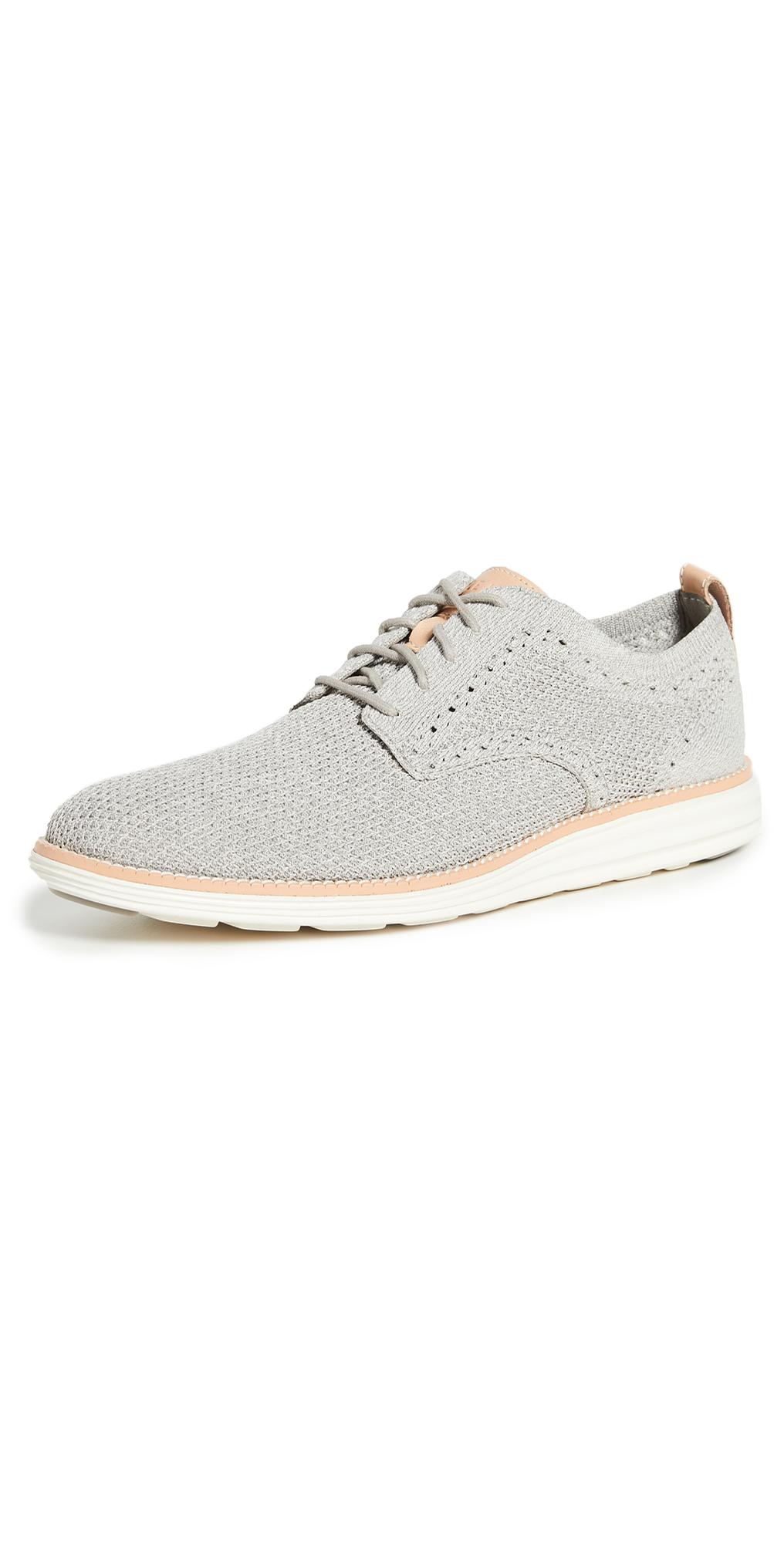 Grand Stitchlite Plain Oxford Shoes