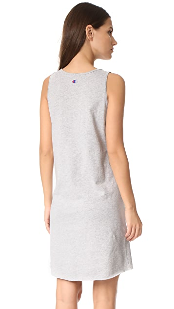 Champion Premium Reverse Weave Sleeveless Dress